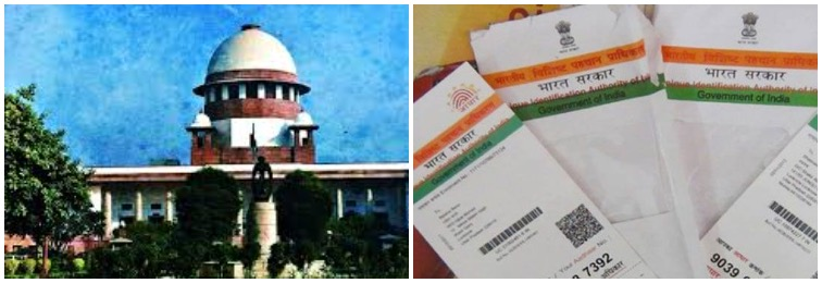Who Is Running the 'Orchestrated Wine And Cheese Campaign' Against Aadhaar in the SC?